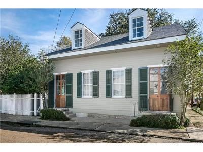 New Orleans Single Family Home For Sale: 2930 Laurel Street