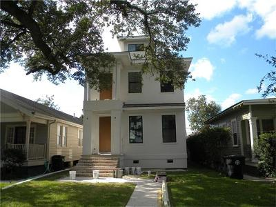 New Orleans Single Family Home For Sale: 5544 Rosemary Place