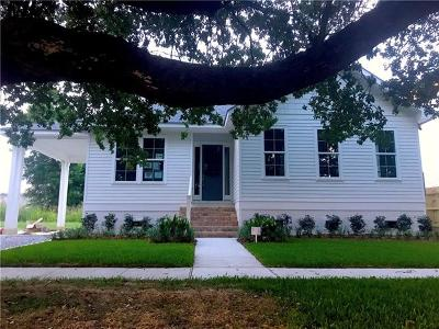 New Orleans Single Family Home For Sale: 5711 Pratt Drive
