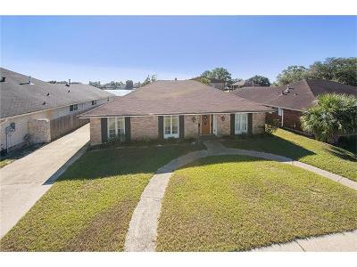 Single Family Home For Sale: 7212 Springlake Drive