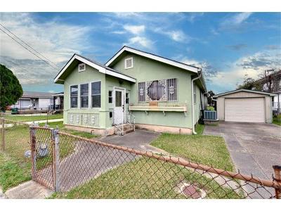 Single Family Home For Sale: 908 Pailet Avenue