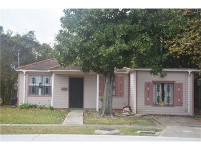 Gretna Single Family Home For Sale: 2324 Hero Drive