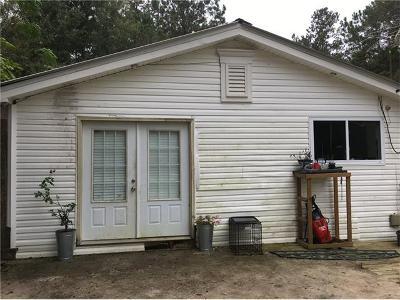 Covington Single Family Home For Sale: 79270 Jessie Hyatt Road