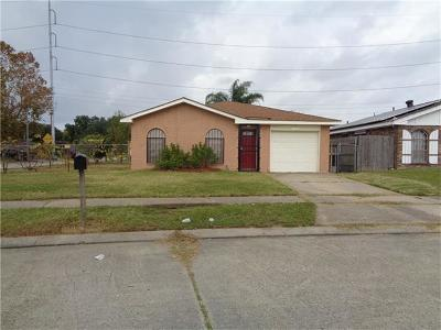 Single Family Home For Sale: 14601 Emory Road