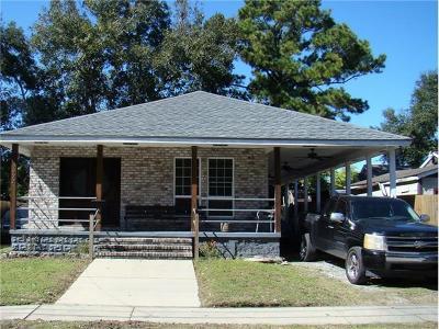 Single Family Home For Sale: 3522 Livingston Street
