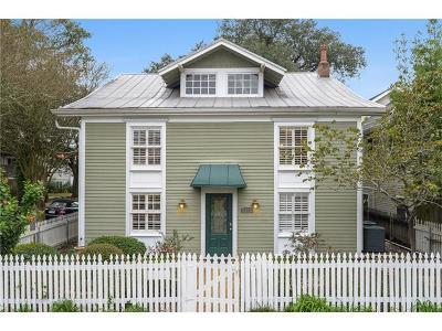 New Orleans Multi Family Home For Sale: 2500 Octavia Street