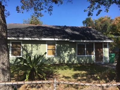 Single Family Home For Sale: 7917 Nevada Street