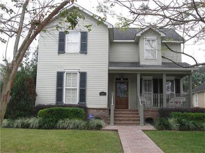 New Orleans Single Family Home Pending Continue to Show: 6245 Louisville Street