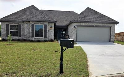 Marrero Single Family Home Pending Continue to Show: 2661 Ville Platte Court