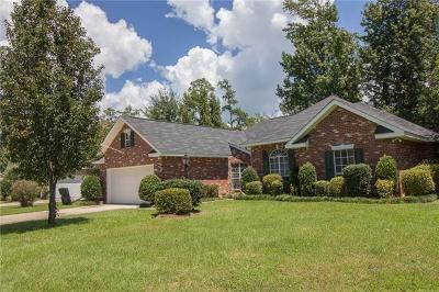 Single Family Home For Sale: 651 Rue Orleans Court