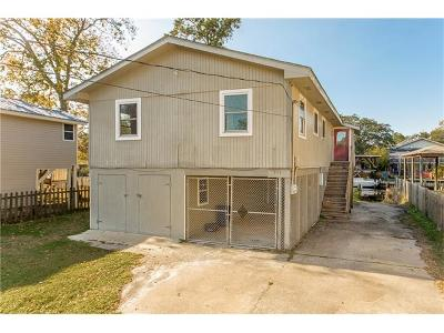 Slidell Single Family Home For Sale: 3113 Bayou View Place