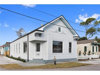 New Orleans Single Family Home For Sale: 302 Delery Street