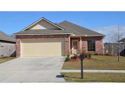 Marrero Single Family Home For Sale: 4422 Bay View Drive
