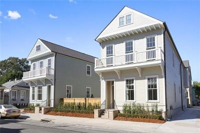 New Orleans Single Family Home For Sale: 3137 Constance Street