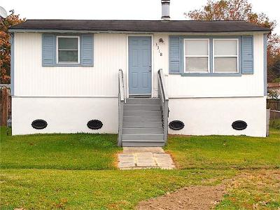 Single Family Home For Sale: 3318 Arkansas Avenue