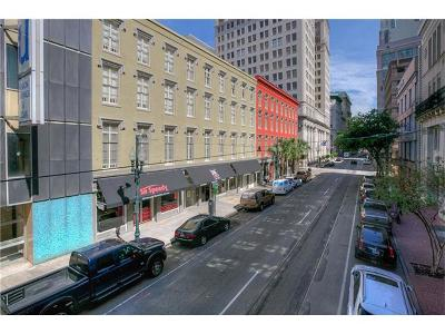 New Orleans Condo For Sale: 339 Carondelet Street #3D