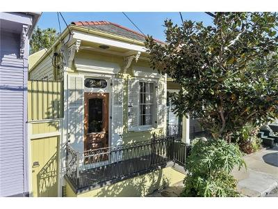 New Orleans Single Family Home For Sale: 2511 Chartres Street