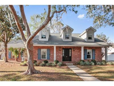 Destrehan Single Family Home Pending Continue to Show: 27 Rosedown Drive