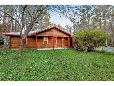 Single Family Home For Sale: 68296 Abney Road