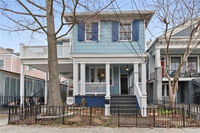 New Orleans Single Family Home For Sale: 3827 Cleveland Avenue