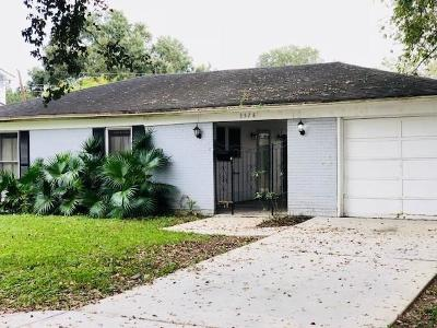 New Orleans Single Family Home For Sale: 3578 Somerset Drive