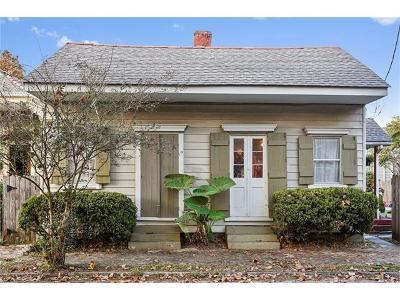 New Orleans Single Family Home For Sale: 4115 Laurel Street