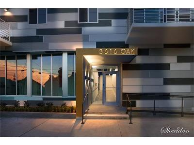 New Orleans Condo Pending Continue to Show: 8616 Oak Street #204