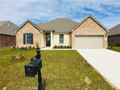 Slidell Single Family Home For Sale: 701 Lakeshore Village Drive