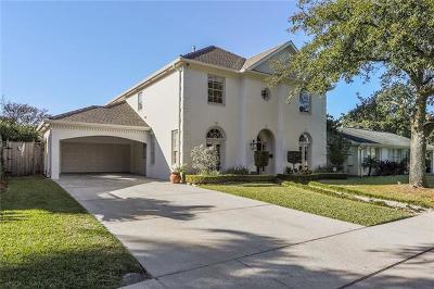 New Orleans Single Family Home For Sale: 7328 Sardonyx Street
