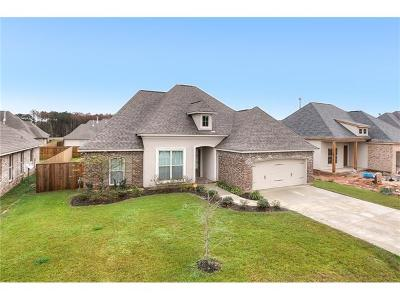 Madisonville Single Family Home For Sale: 5005 House Sparrow Drive