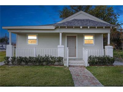 Jefferson Single Family Home For Sale: 1306 Causeway Boulevard