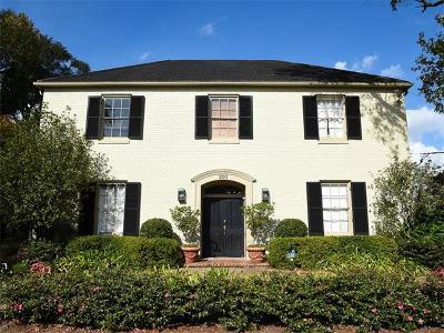 Metairie Single Family Home For Sale: 201 Avenue E Avenue