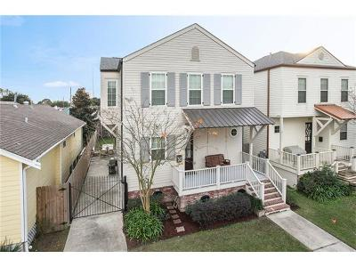 New Orleans Single Family Home For Sale: 726 Navarre Street