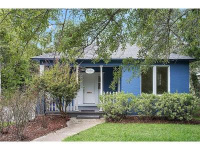 Single Family Home For Sale: 2124 Monroe Street