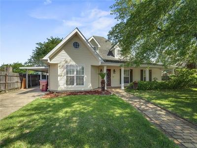 Kenner Single Family Home For Sale: 10 Keplar Court