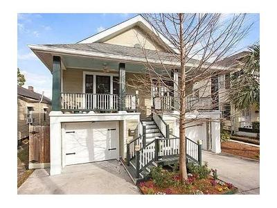 New Orleans Multi Family Home For Sale: 824 Ida Street