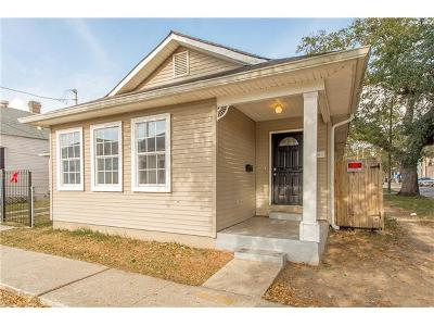 New Orleans Single Family Home For Sale: 2601 Dumaine Street