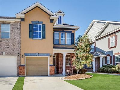 Madisonville Townhouse For Sale: 164 White Heron Drive