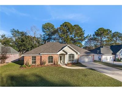 Single Family Home For Sale: 1838 Octavia Drive