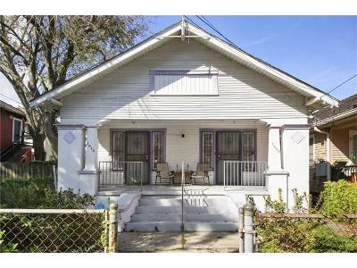 New Orleans Multi Family Home Pending Continue to Show: 1018 Cherokee Street