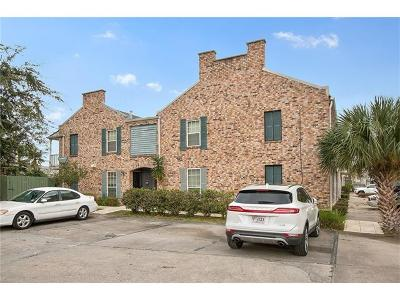 Metairie Condo For Sale: 4845 Wabash Street #15