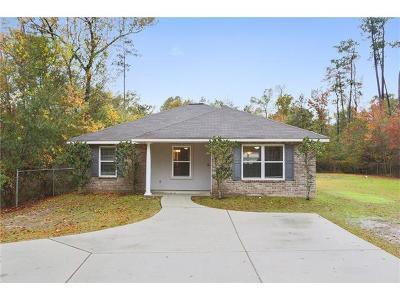 Single Family Home For Sale: 724 Lambert Street