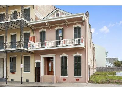 New Orleans Condo For Sale: 528 N Rampart Street #4