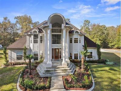 Slidell Single Family Home For Sale: 12 Oak Grove Way