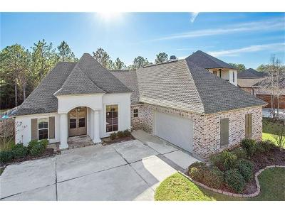 Madisonville Single Family Home For Sale: 529 Bedico Parkway