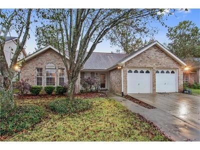 Destrehan Single Family Home Pending Continue to Show: 511 Arlington Drive