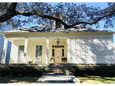 New Orleans Single Family Home For Sale: 6844 Marshall Foch Street