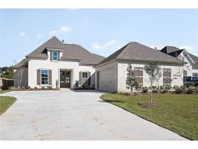 Madisonville Single Family Home For Sale: 2017 Cypress Bend Lane