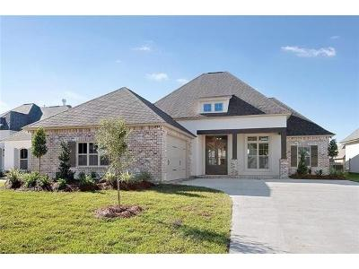Madisonville Single Family Home For Sale: 2032 Cypress Bend Lane