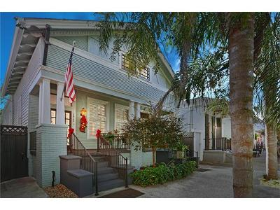 New Orleans Single Family Home For Sale: 2422 Royal Street